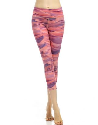 abstract-print-stretchy-sporty-cropped-leggings-usa
