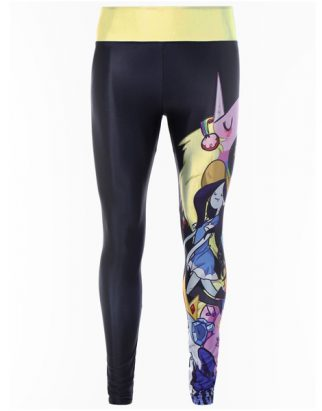adventure-time-print-elastic-gym-leggings-usa