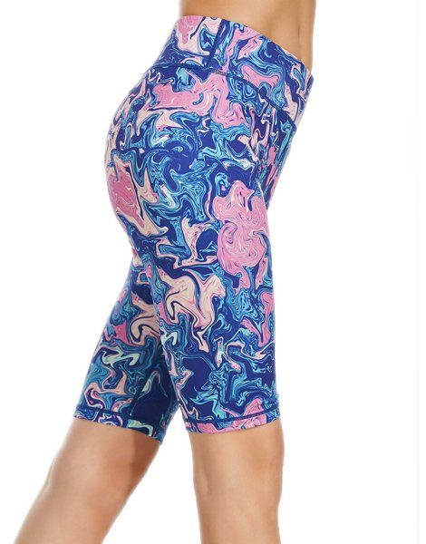 colorful-pattern-bermuda-fitness-tights-usa
