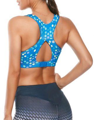 colorful-printed-cutout-padded-racerback-sports-bra-usa