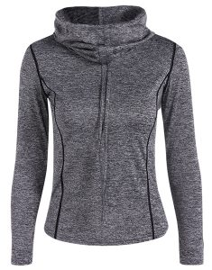 Buy Drawstring Gym Hoodie From Gym Clothes Store in USA & Canada