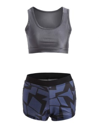 geometric-print-stretchy-gym-outfits-usa