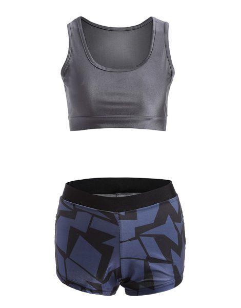 geometric-print-stretchy-gym-outfits-usa