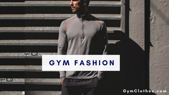 gym apparel for men-houto