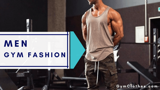 gym apparel for men