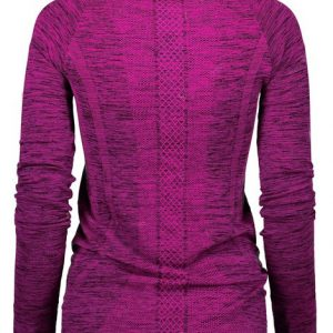Heathered Long Sleeve Running Top