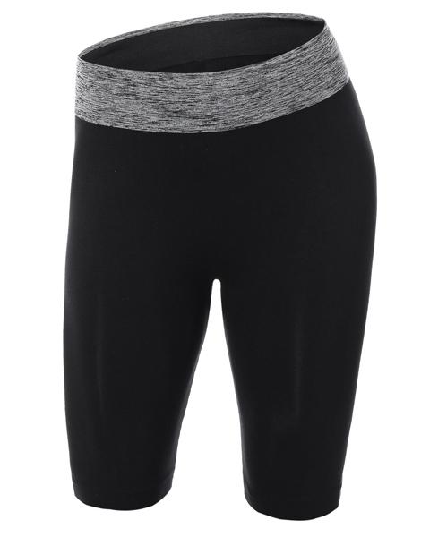knee-length-color-block-yoga-shorts-usa