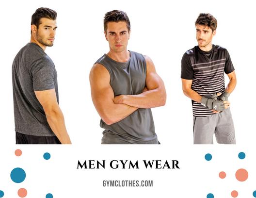 men gym wear