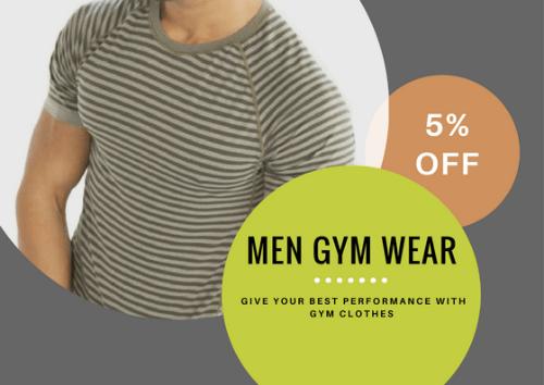 gym clothes shop