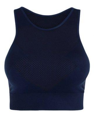 padded-mock-neck-crop-gym-bra-top-austrila