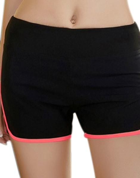 simple-super-elastic-multicolor-skinny-sport-shorts-for-women-usa