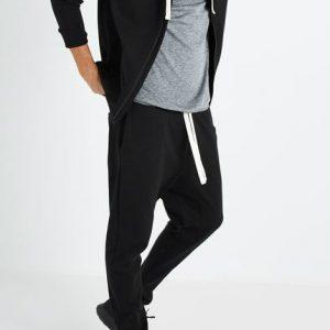 black-double-knit-gym-pant-ca