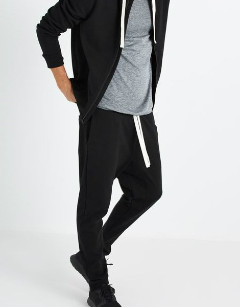 black-double-knit-gym-pant-ca
