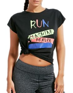 Buy Funny Graphic Running T-Shirts From Gym Clothes Store in USA & Canada