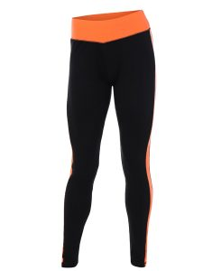High Stretchy Contrast Athletic Leggings Online