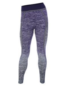 High Stretchy Ombre Athletic Leggings Online