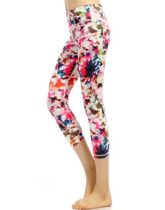 high-waist-colorful-pattern-capri-gym-leggings-usa
