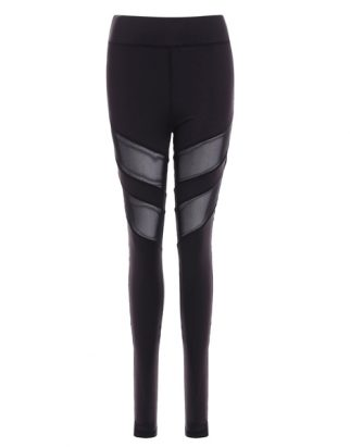 mesh-insert-stretchy-athletic-leggings-usa