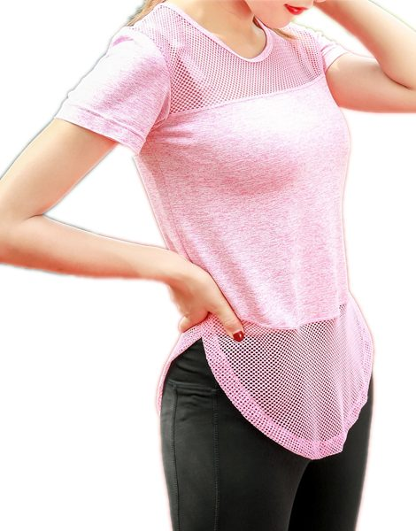 mesh-trim-sports-top-usa
