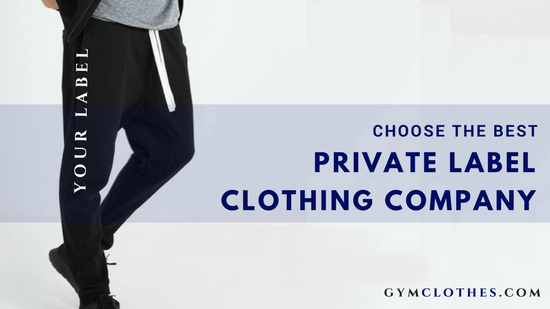 private label clothing company usa