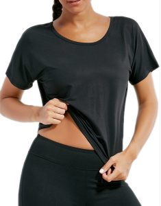 Buy Quick Dry Simple Sports T-Shirt From Gym Clothes Store in USA & Canada