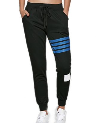 sporty-striped-letter-applique-jogger-pants-usa