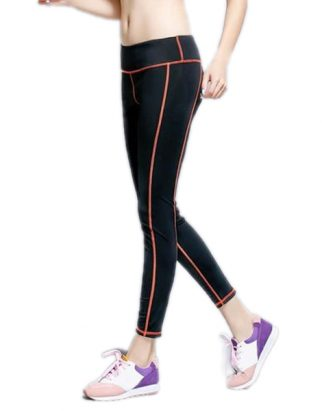 stylish-elastic-waist-slimming-color-block-yoga-pants-for-women-usa