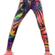 stylish-elastic-waist-stretch-colorful-printed-sport-pants-for-women-usa