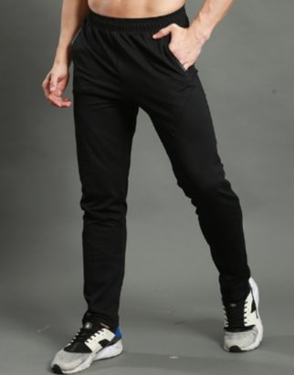 Wholesale Black Athleticfit Track Pant Manufacturer UK