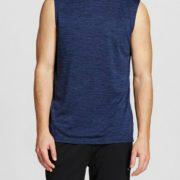 mens-sleeveless-blue-tank-tee