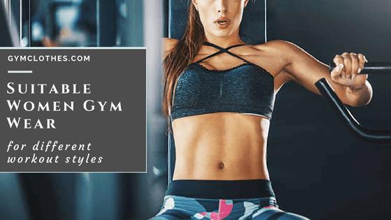 women gym clothes wholesale