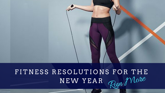 Fitness Resolutions For The New Year : Run More And Buy Stylish Gym Leggings