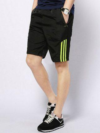 mens-striped-sports-shorts
