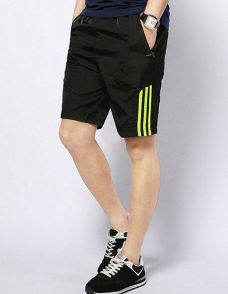 mens-striped-sports-shorts