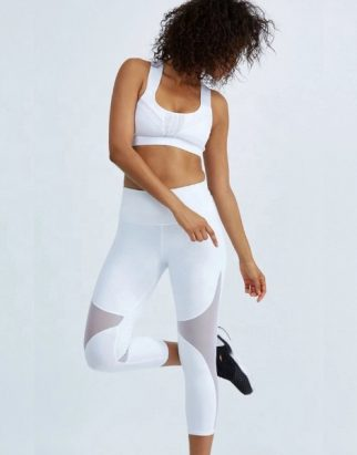 See Through Skinny Sport Leggings UK