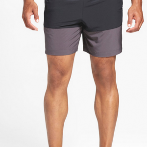 Gray Workout Shorts For Men