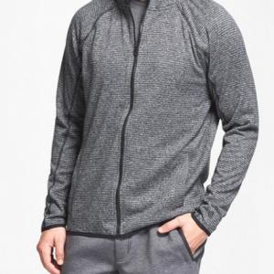 Men Brush Fabric Sweatshirt