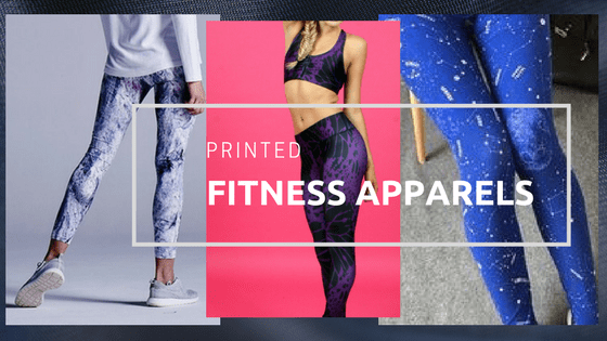 3 Printed Motifs That You Can Use On Your Fitness Apparels