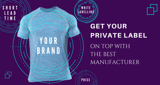 Get Your Private Label On Top With The Best Manufacturer!