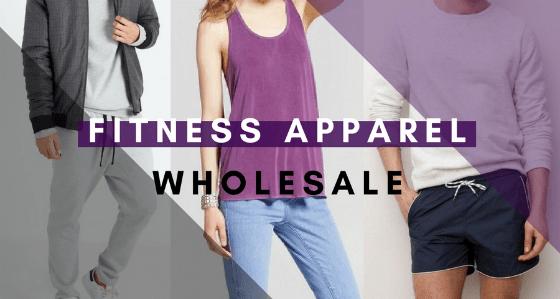 fitness clothing distributors