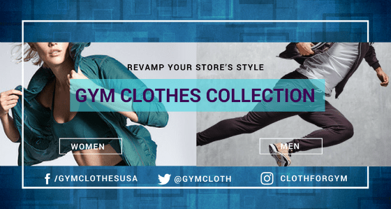 Revamp Your Store's Style With Wholesale Gym Clothes Collection