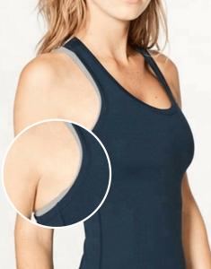 Custom Stringer Yoga Dry Fit Cotton Tank Top