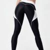 workout Leggings With Side Mesh Pocket