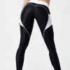 workout Leggings With Side Mesh Pocket