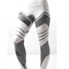High Waist Printed Slim Ankle Fitness Leggings Australia
