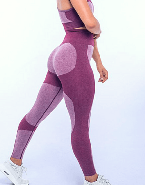 tight compression fitness leggings