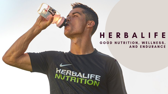 Herbalife Is All About Good Nutrition, Wellness And Endurance