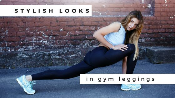 The Incredibly Stylish Looks For Fall 2018 In The Wholesale Gym Leggings