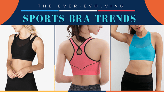 The Ever-Evolving Wholesale Sports Bra Trends Are Changing The Lingerie Market