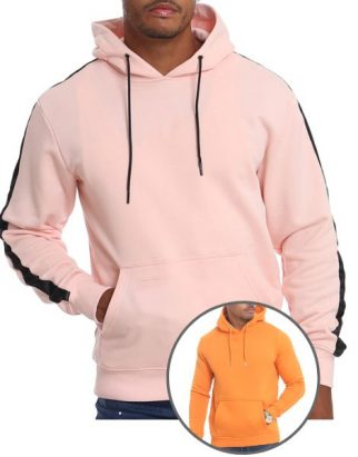 Custom Fitness Pullover Hoodie Manufacturer